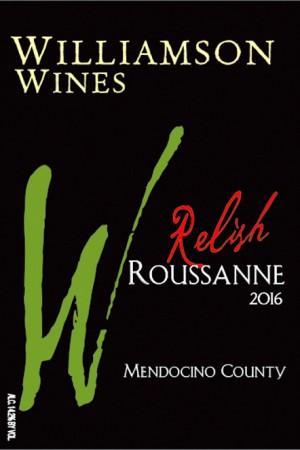 Relish Roussanne 2016