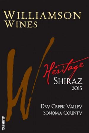 Heritage Shiraz 2015