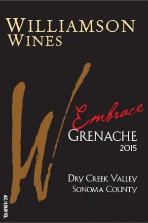 Embrace Grenache 2015