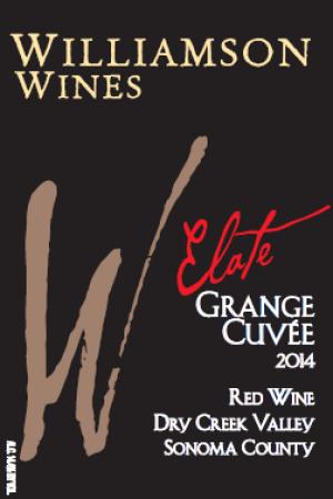 Elate Grange Cuvee 2014