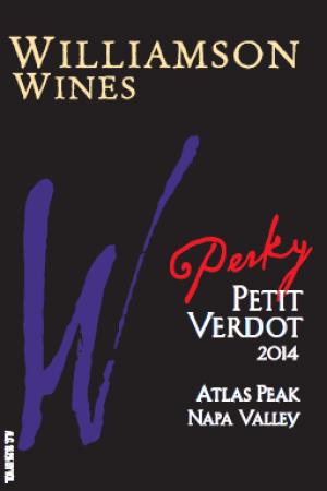 Perky Petit Verdot 2014