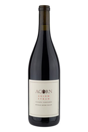 2016 Axiom<sup>®</sup> Syrah Alegría Vineyards
