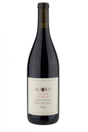 2015 Axiom® Syrah Alegría Vineyards