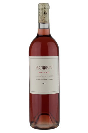 2017 Rosato Alegría Vineyards
