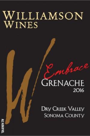 Embrace Grenache 2016