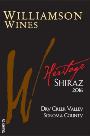 Heritage Shiraz 2016