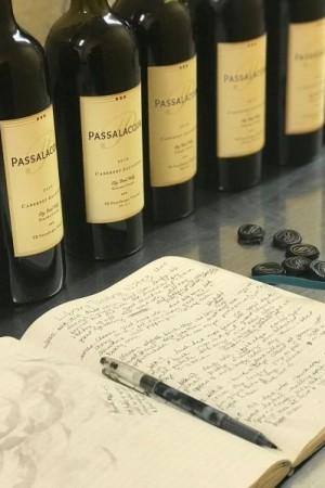 2005 TR Passalacqua Vineyard Cabernet Sauvignon, Blocks 18 & 19