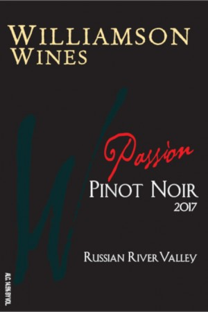 Passion Pinot Noir 2017
