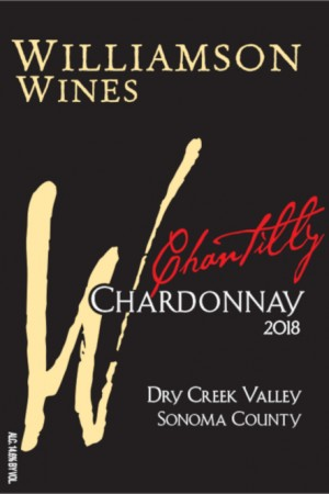 Chantilly Chardonnay 2018