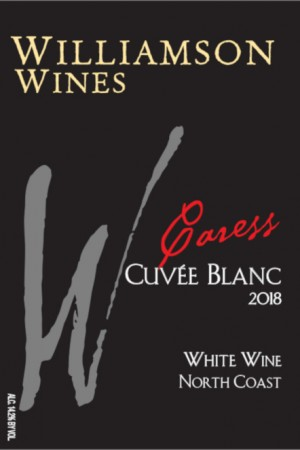 Caress Cuvee Blanc 2018