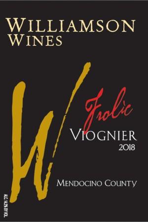 Frolic Viognier 2018