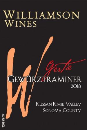 Gertie Gewurztraminer 2018
