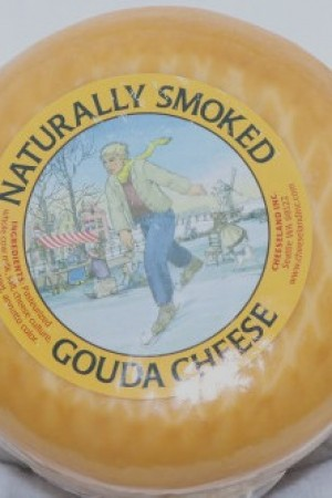 Naturally Smoked Gouda