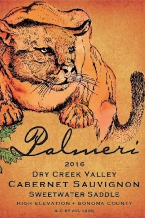 2016 Palmeri Sweetwater Saddle Cabernet Sauvignon