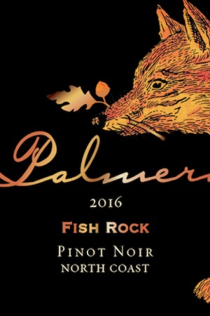 2016 Palmeri Fish Rock Pinot Noir