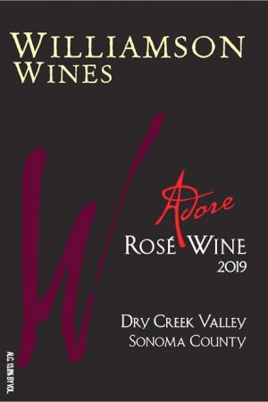 Adore Grenache/Shiraz Rose 2019