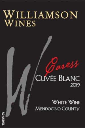 Caress Cuvee Blanc 2019