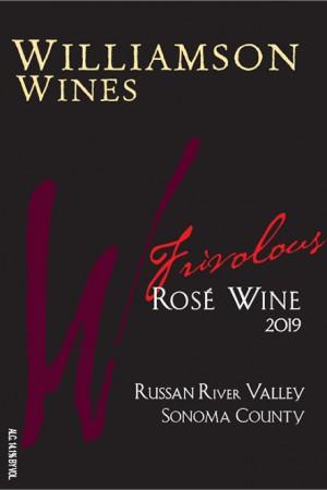 Frivolous Pinot Noir Rose 2019