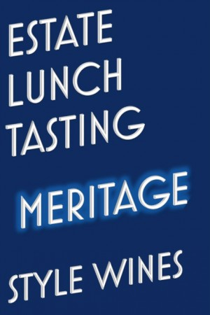 Estate Lunch Meritage Bordeaux