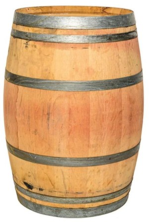 Used WW Wine Barrel