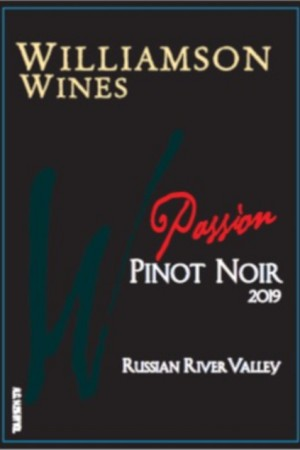 Passion Pinot Noir 2019