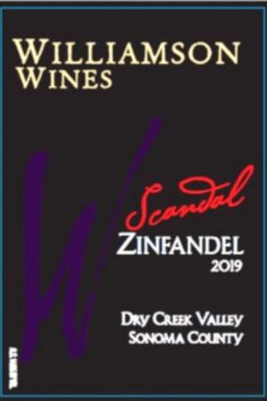 Scandal Zinfandel 2019