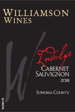 Indulge Cabernet Sauvignon 2018