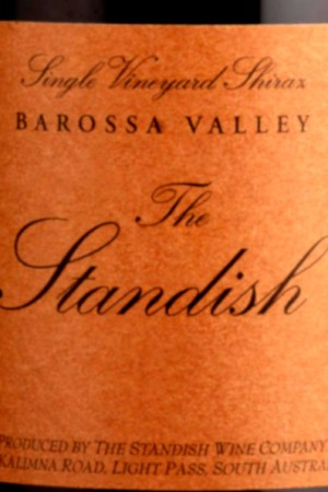 The Standish Shiraz 2017