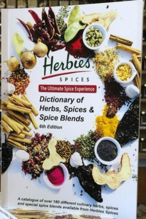 Dictionary of Herbs, Spices and Spice Blends