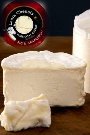 Fig & Grapefruit Chevre