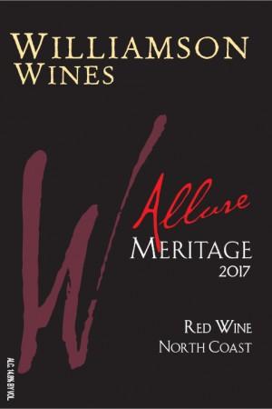 Allure Meritage 2017 - 1.5 Litre