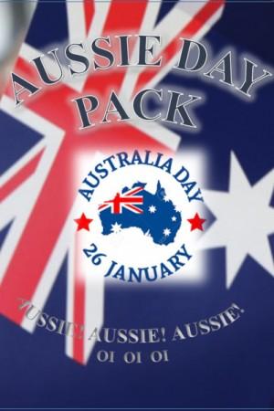 Aussie Day Pack