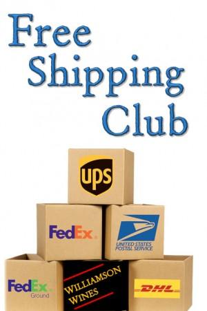 Free Shipping Club
