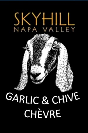 Garlic & Chive Chèvre