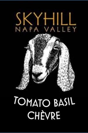 Tomato Basil Chèvre