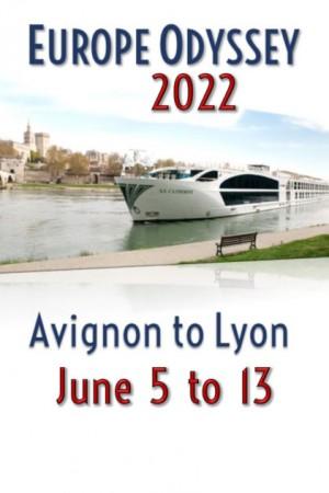 Europe Odyssey 2022