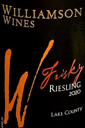 Frisky Riesling 2020