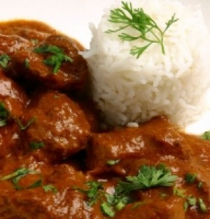 Herbie's Lamb Curry