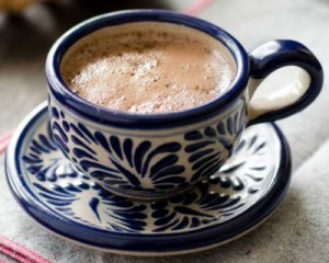 Hot Chocolate Mexican Style