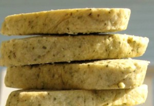 Aniseed Myrtle Shortbread