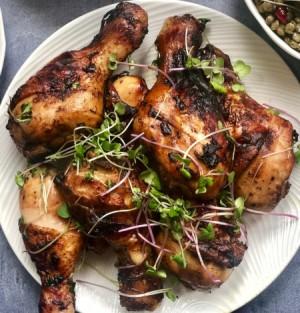 Black Garlic Chicken