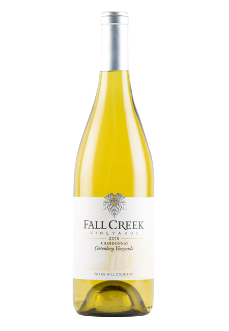 Fall Creek Vineyards <br>Chardonnay Certenberg Vineyard 2015