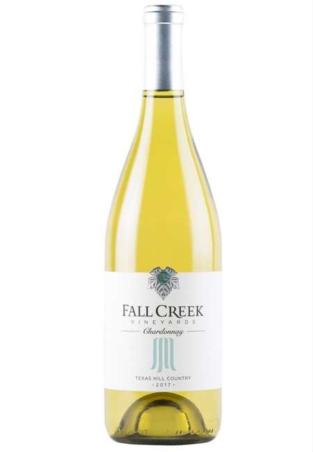 Fall Creek Vineyards Chardonnay Vintner's Selection Texas Hill Country 2017