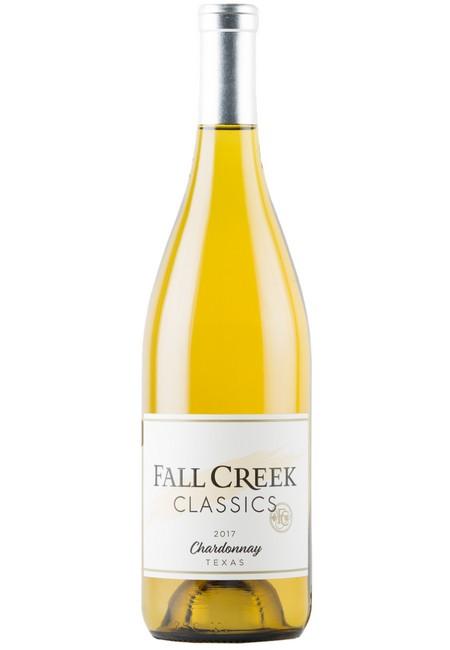 Fall Creek Vineyards Chardonnay CLASSICS Texas 2017