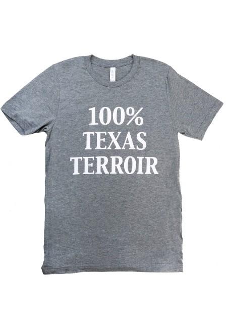 100% TX Terroir T-shirt - Small