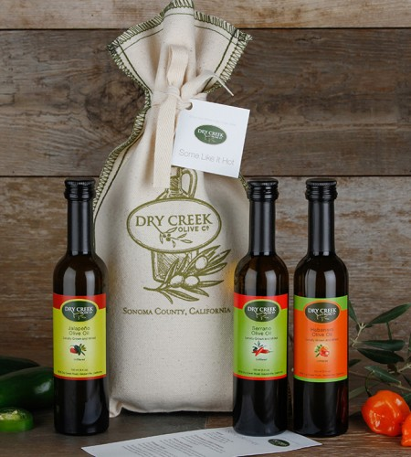 3 Bottle Some Like it Hot Gift Sampler