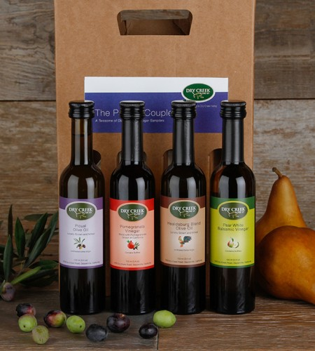 NEW! 4 Bottle The Perfect Couple Gift Sampler