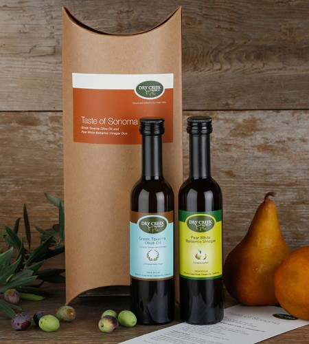 NEW! 2 Bottle Taste of Sonoma Gift Sampler