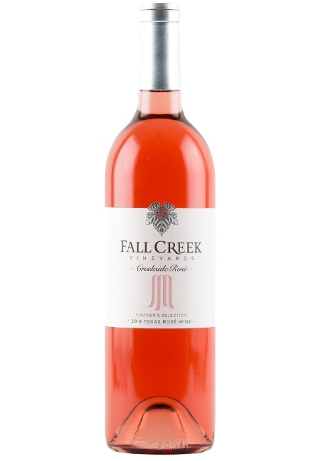 Fall Creek Vineyards <br>Vintner's Selection Creekside Rosé 2018