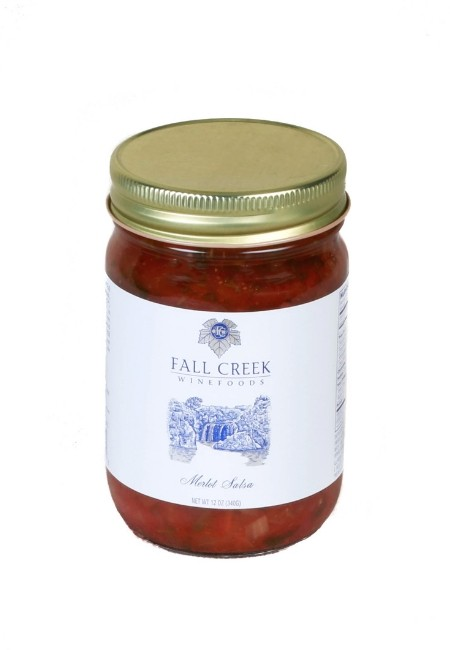 Salsa <br>Fall Creek Wine Foods
